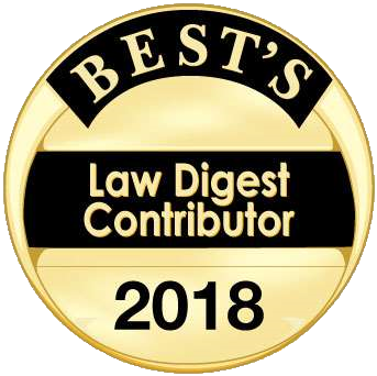 AM Best Law Digest Contributor